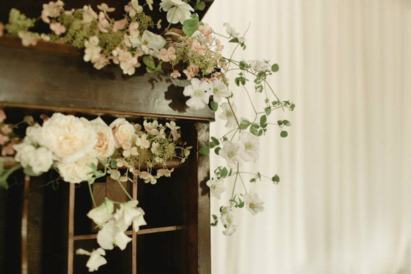 flowers dripping over desk edge_Chantal Andrea Photography