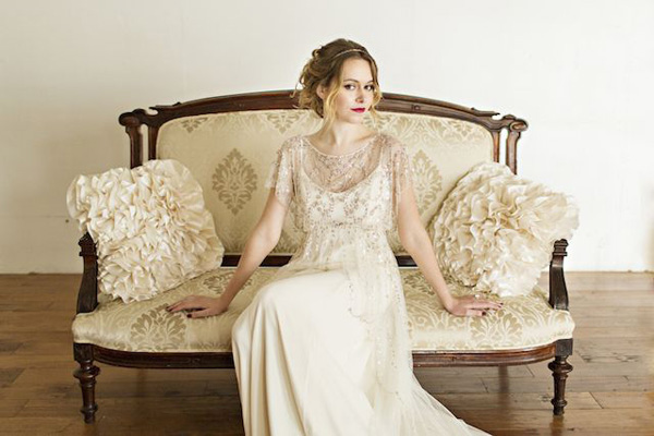 Celine 1890's Eastlake Sofa_Courtney Bowlden Photography