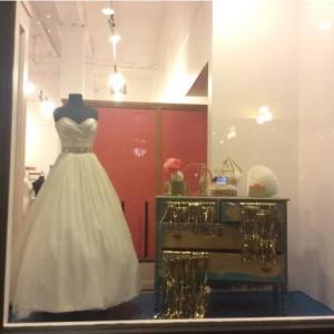 Cicada-Bridal-window-display-Genese-Richards-Photography
