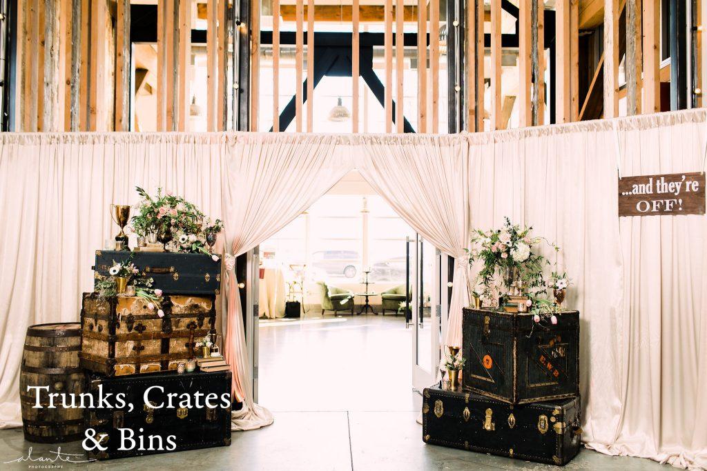 Trunks, Crates, & Bins